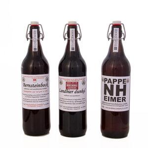 Hattrick 3 l Bier