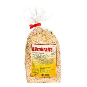 Amarant-Dinkel-Brot Backmischung