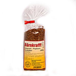 Amarant Popkorn Zartbitter