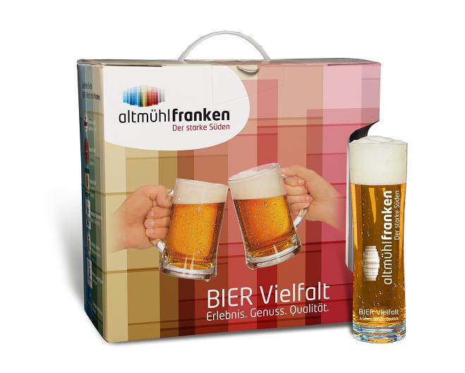 Bierpaket Bier Vielfalt